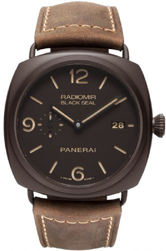 PANERAI Radiomir Composite Black Seal 3 Days Automatic Gents Watch PAM00505